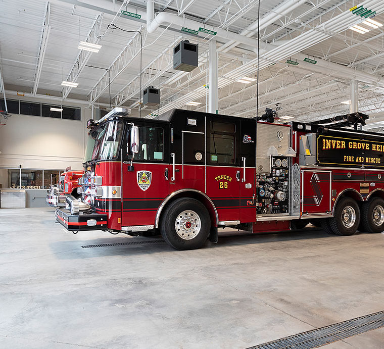 Inver Grove Heights Fire Station