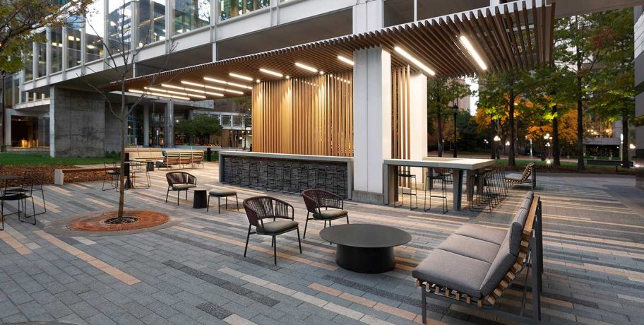 SPS Tower Patio